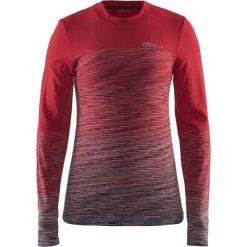 Bluzki asymetryczne: Craft Koszulka damska Wool Comfort 2.0 CN LS Czerwona r. S (1905341-452975)