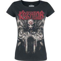 Kreator Gods of Violence Koszulka damska czarny. Czarne bluzki asymetryczne Kreator, l. Za 79,90 zł.
