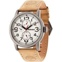 """Zegarki męskie: Zegarek kwarcowy """"Erving"""" w kolorze beżowo-srebrnym"""