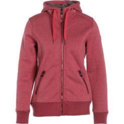 CMP FIX HOOD Kurtka Outdoor magenta melange. Czerwone kurtki sportowe damskie marki CMP, z materiału. W wyprzedaży za 213,85 zł.