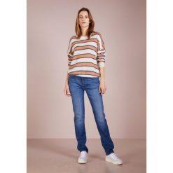 CLOSED BRITNEY Jeansy Straight Leg authentic mid blue. Niebieskie jeansy damskie CLOSED. Za 709,00 zł.