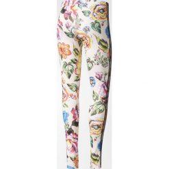 Adidas Legginsy damskie Floralita Tight  multikolor r. 38  (BR5116). Szare legginsy sportowe damskie marki Adidas. Za 110,00 zł.