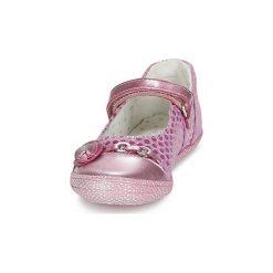 Baleriny Dziecko Babybotte  KAYLINE. Czerwone baleriny dziewczęce marki Babybotte. Za 295,20 zł.