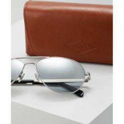 Okulary przeciwsłoneczne damskie: Fossil Okulary przeciwsłoneczne metallic grey
