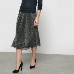 Minispódniczki: Spódnica z lureksu Kamelo