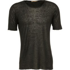 Koszulki polo: Nuur GIROCOLLO SEAMLESS Tshirt basic black