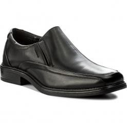 Półbuty VAPIANO - M2914030605 Czarny. Czarne buty wizytowe męskie Vapiano, z materiału. W wyprzedaży za 59,99 zł.