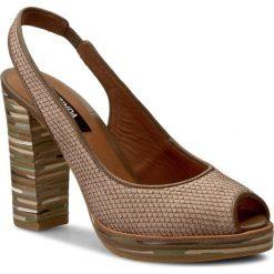 Rzymianki damskie: Sandały ZINDA – 2964 Kamel