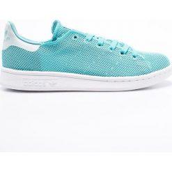 Adidas Originals - Buty Stan Smith. Brązowe buty sportowe damskie marki adidas Originals, z bawełny. W wyprzedaży za 179,90 zł.