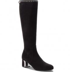 Kozaki BALDININI - 949872PKIDI000000FXX Nero. Czarne buty zimowe damskie Baldinini, ze skóry, na obcasie. Za 2999,00 zł.