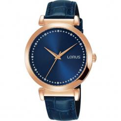 Zegarek Lorus Zegarek Damski Lorus RG244MX9 Fashion Cyrkonie. Niebieskie zegarki damskie Lorus. Za 196,99 zł.