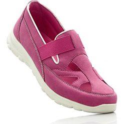 Buty sportowe Kappa bonprix różowy. Szare buty sportowe damskie marki bonprix, z materiału. Za 79,99 zł.