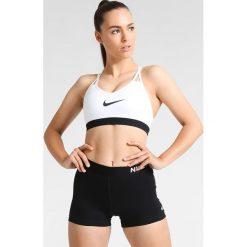 Biustonosze sportowe: Nike Performance PRO INDY COOLNG  Biustonosz sportowy white/black