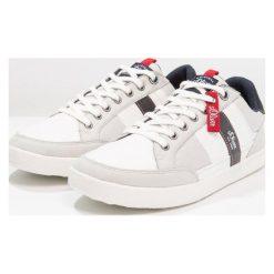 S.Oliver RED LABEL Tenisówki i Trampki white. Białe tenisówki męskie marki s.Oliver RED LABEL, z materiału. W wyprzedaży za 188,10 zł.
