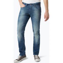 Tommy Jeans - Jeansy męskie – Scanton, niebieski. Niebieskie jeansy męskie relaxed fit marki Tommy Jeans. Za 449,95 zł.