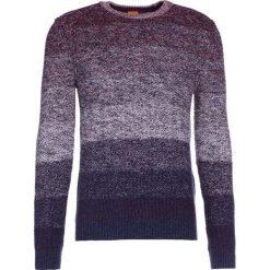Odzież: BOSS CASUAL ARDUAGE Sweter dark blue