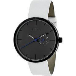 """Zegarki męskie: Zegarek kwarcowy """"the 3900"""" w kolorze biało-czarnym"""