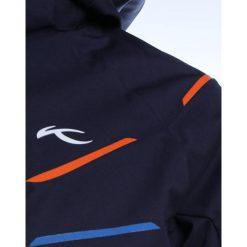 Kjus FORMULA Kurtka narciarska atlanta blue. Niebieskie kurtki chłopięce sportowe marki bonprix, z kapturem. W wyprzedaży za 903,20 zł.