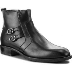 Kozaki ALDO BRUÈ - AB590FP-NT Nero. Czarne buty zimowe męskie Aldo Bruè, z materiału. W wyprzedaży za 1749,00 zł.