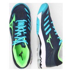 Buty sportowe damskie: Mizuno Buty damskie Mizuno Wave Lightning Z4 granatowe r. 43