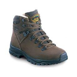 Buty trekkingowe damskie: MEINDL Buty damskie Wales Lady 2 MFS brązowe r. 38.5 (29235)
