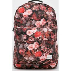 Spiral - Plecak. Brązowe plecaki damskie Spiral, z poliesteru. W wyprzedaży za 99,90 zł.