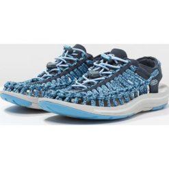 Keen UNEEK Sandały trekkingowe midnight navy/cendre blue. Niebieskie sandały trekkingowe damskie Keen, z gumy. Za 399,00 zł.