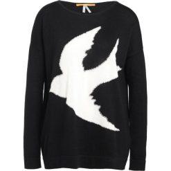 Swetry klasyczne damskie: BOSS Orange IBIRDY Sweter black