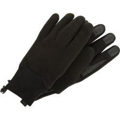 Millet TEMPEST Rękawiczki pięciopalcowe black. Czarne rękawiczki damskie Millet, z materiału. W wyprzedaży za 194,25 zł.