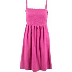 3802c5de4c Sukienka w kolorze fuksji - Czerwone sukienki damskie marki RISK ...