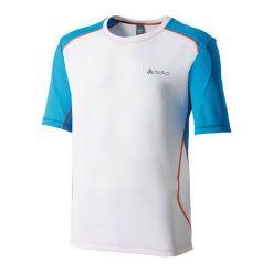 T-shirty męskie: Odlo Koszulka męska T-shirt s/s crew neck CHIP biała r. XXL (346572)