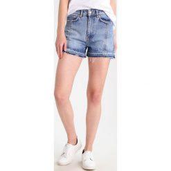 Bermudy damskie: Won Hundred DEEDEE Szorty jeansowe blue denim