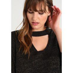 Swetry klasyczne damskie: Evans Sweter black