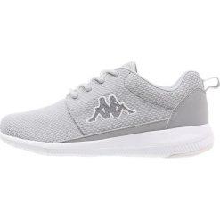 Kappa SPEED II Obuwie treningowe light grey/white. Szare buty sportowe męskie marki Kappa, z gumy. Za 159,00 zł.