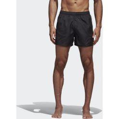 Kąpielówki z wzorem, Perfomance. Szare kąpielówki męskie marki adidas Performance, z materiału, sportowe. Za 167,96 zł.