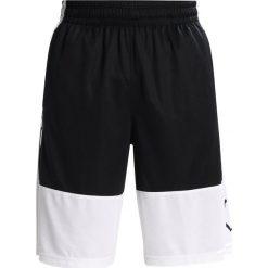 Bermudy męskie: Jordan RISE SOLID SHORT Krótkie spodenki sportowe white/black/black