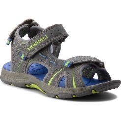 Sandały chłopięce: Sandały MERRELL – Panther Sandal MC53337 Grey/Blue