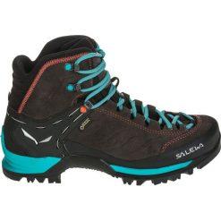 Buty trekkingowe męskie: Salewa BUTY SALEWA WS MTN TRAINER MID GTXMAGNET/VIRIDIAN GREEN