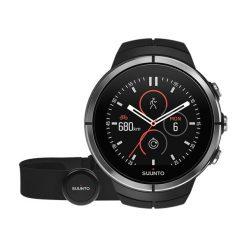Zegarki męskie: Zegarek męski Suunto Spartan Ultra Black HR SS022658000