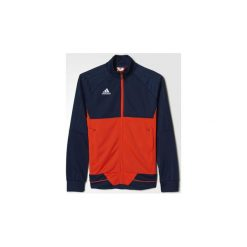 Odzież dziewczęca: Bluzy dresowe Dziecko adidas  Bluza Tiro 17 Training Jacket