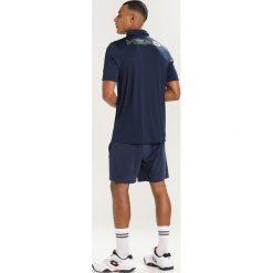 Head BASIC TECH  Koszulka polo navy. Niebieskie koszulki sportowe męskie Head, m, z materiału. Za 189,00 zł.
