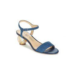 Sandały Katy Perry  THE OLITA. Brązowe sandały damskie marki Etro. Za 363,30 zł.
