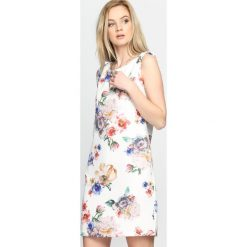 Sukienki: Kremowa Sukienka So High