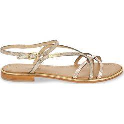Rzymianki damskie: Skórzane sandały Mure