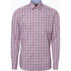 Olymp Level Five - Koszula męska łatwa w prasowaniu, czerwony. Czerwone koszule męskie non-iron marki Cropp, l. Za 199,95 zł.