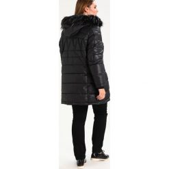 ADIA Płaszcz zimowy black. Czarne płaszcze damskie pastelowe ADIA, na zimę, z materiału. Za 759,00 zł.