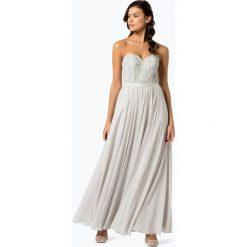 Sukienki: Laona – Damska sukienka wieczorowa, szary