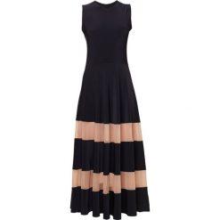 Odzież damska: Norma Kamali Długa sukienka black
