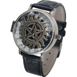 Supernatural Anti Possession Zegarek na rękę czarny. Czarne zegarki damskie Supernatural, ze stali. Za 121,90 zł.