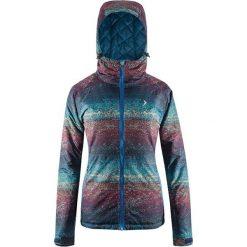 Odzież damska: Kurtka narciarska ze wzorem